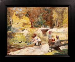 Ducks at Central Park