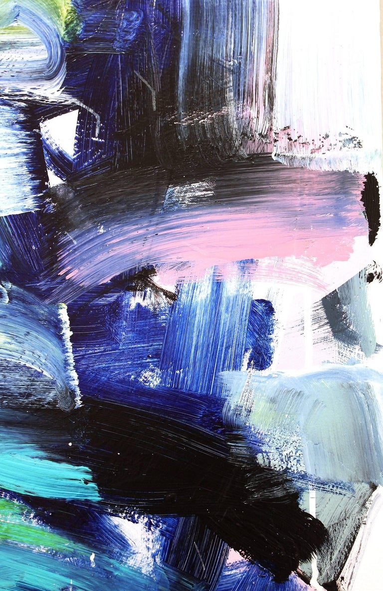 Electrolyte - Painting by Gee Gee Collins