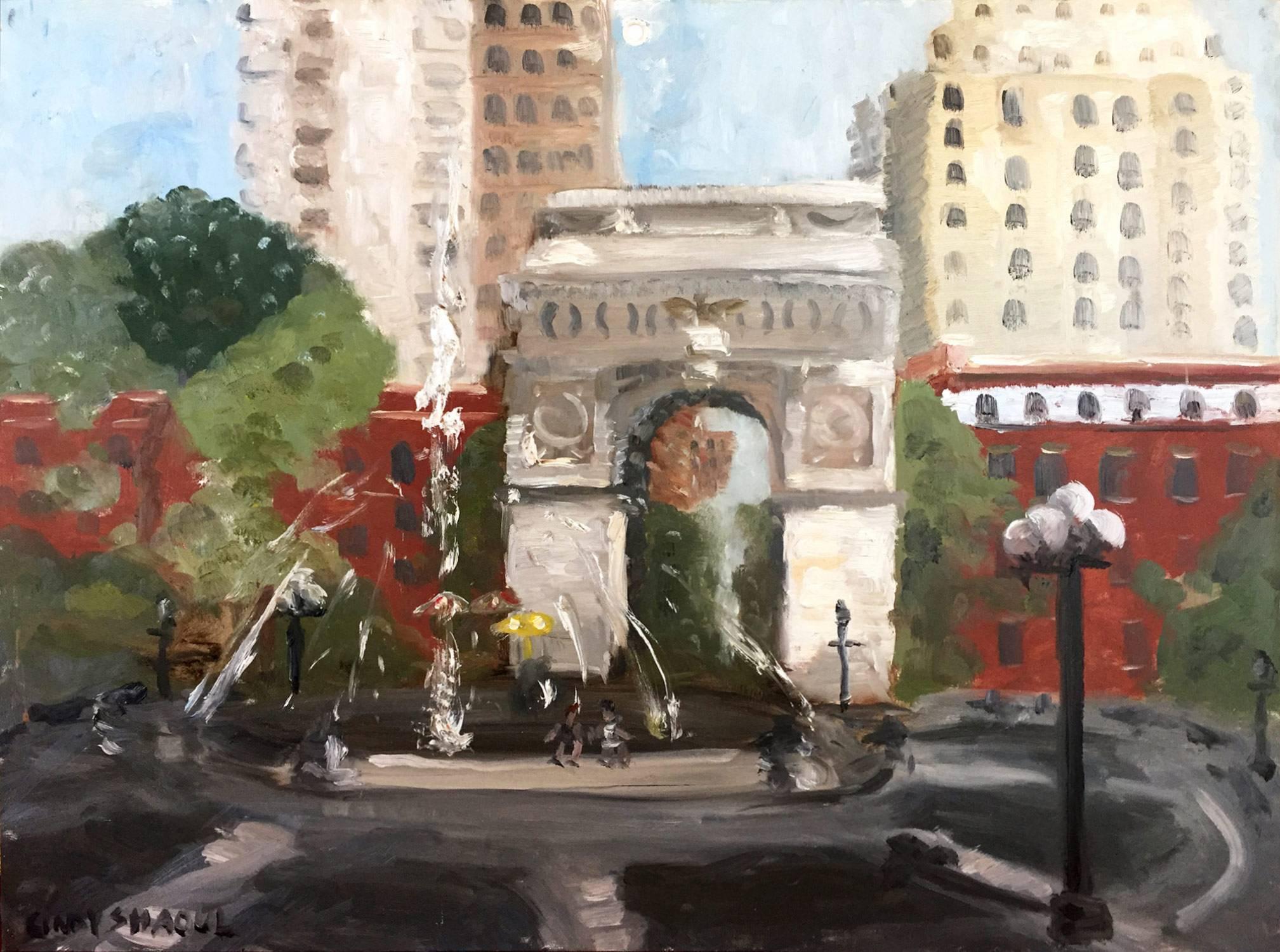 A Day Out, Washington Square Park