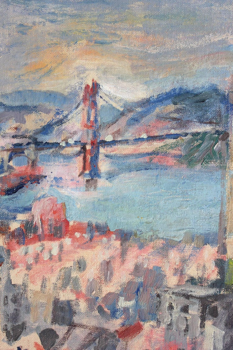 Edna Marie Schmidt San Francisco Bay For Sale At 1stdibs