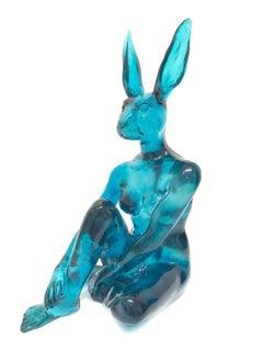 Mini Lolly Rabbitgirl (Blue)