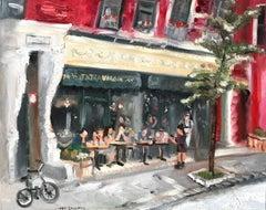 West Village Extra Virgin Street Scene