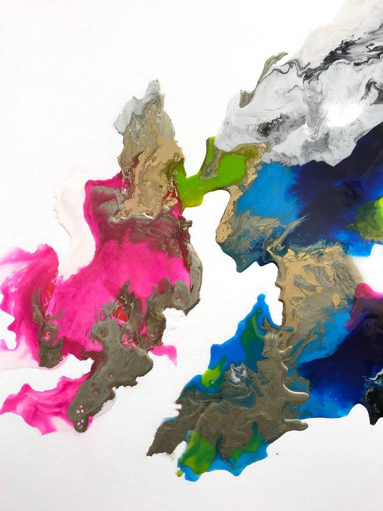 Rokuro - Painting by Corinne Natel