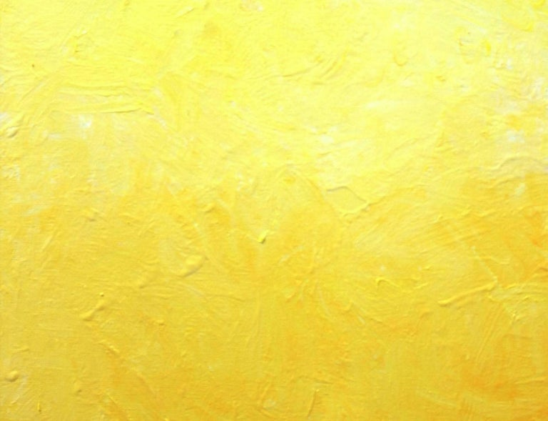 One Glorious Morning In Yellow And White For Sale 3