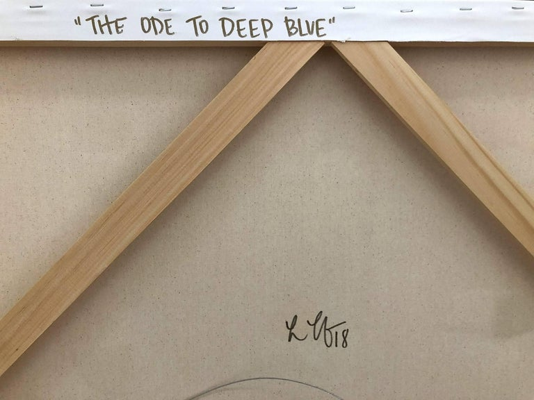 The Ode to Deep Blue For Sale 12