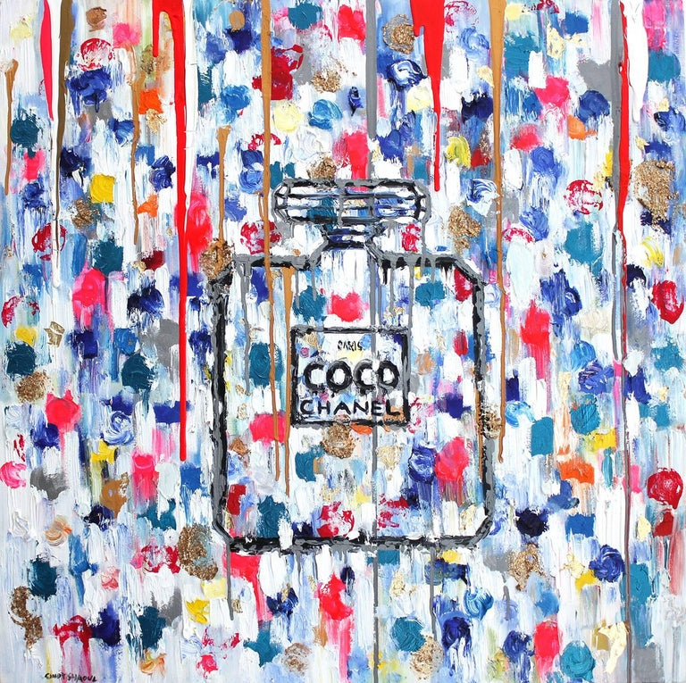 Dripping Dots, Summer in Coco