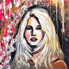 Cindy Shaoul Portrait Paintings