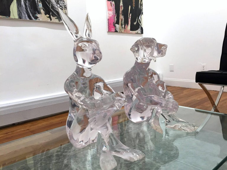 Lolly Rabbitgirl (Clear) For Sale 15