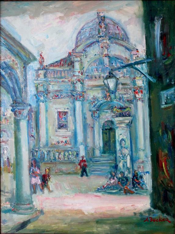European Church Scene