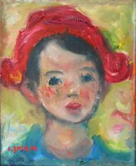 Portrait of a Boy with Cap