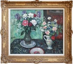Vases Des Fleurs