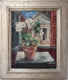 Flower Pot by the Window