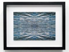 Ben Buswell, Untitled (Fold 2), 2018, 4 hand-embellished Lambda prints