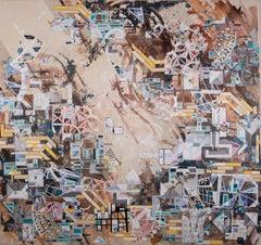 Abstract Mixed Media