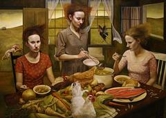 The Feast - Limited Edition Hand Signed Print