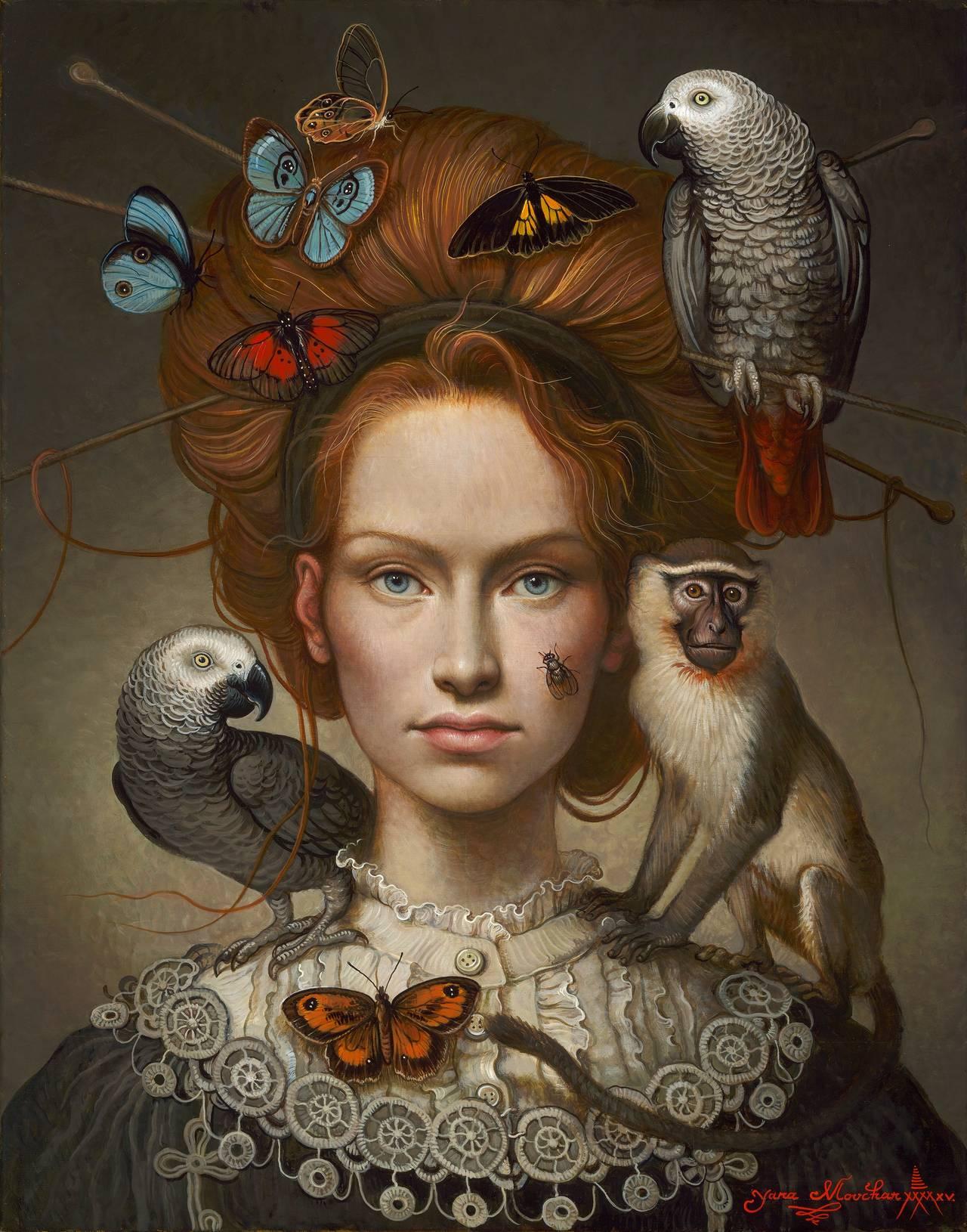 Yana Movchan Naturel Jewellery Painting At 1stdibs