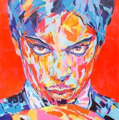 Prince Tribute by Spanish Pop Artist Federico Lopez