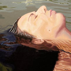 """Floating"" by Spanish artist Rosana Sitcha"