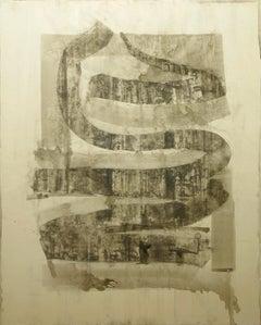 """""""Figure 2"""" by American Artist Scott Kerr"""