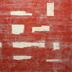 Big Red Abstract by Scott Kerr