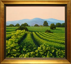 """""""Vines, Wonderful Vineyard"""" by Italian Artist Marco Di Nieri"""