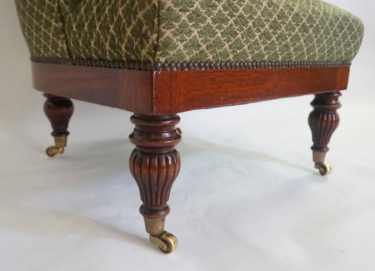 English Regency Tub or Club Chair, circa 1830 For Sale 1