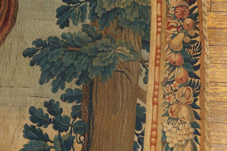 18th Century Beauvais Mythological Tapestry of Orpheus and Eurydice, France, circa 1710