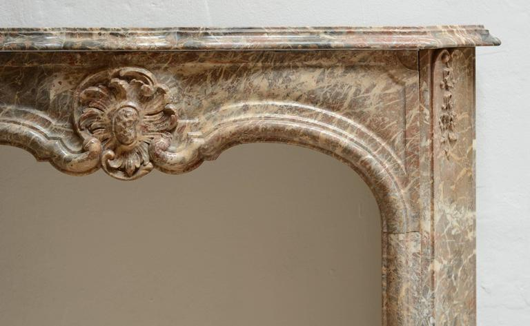 Perfect Petite Régence Fireplace Mantel * Free Shipping * For Sale 1