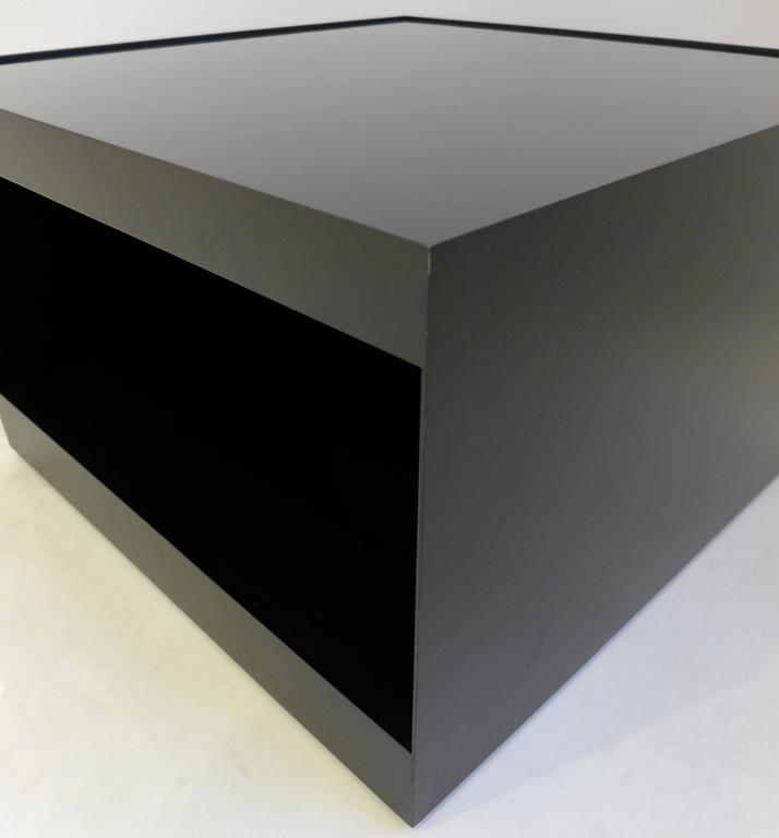 Pair of DUrso Rolling Tables in Black For Sale at 1stdibs : L1030738ocsl from www.1stdibs.com size 714 x 768 jpeg 18kB