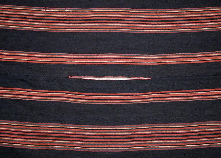 Bolivian Aymara Camelid Wool Poncho, Bolivia, Mid-19th Century For Sale