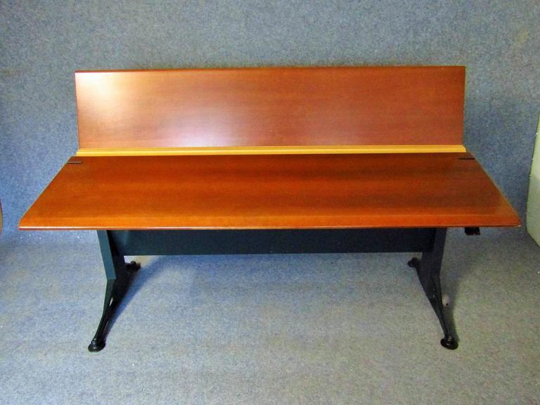 Mid-Century Modern Midcentury Adjustable Desk by Geoff Hollington for Herman Miller For Sale