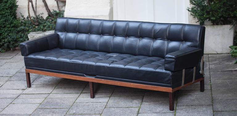 Austrian Johannes Spalt Constanze Sofa Living Room Set For Sale