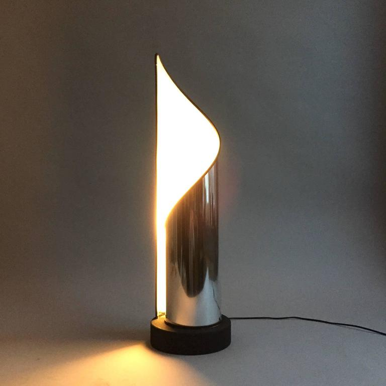 Large Stilnovo Table - Floor Lamp, 1970s For Sale 2