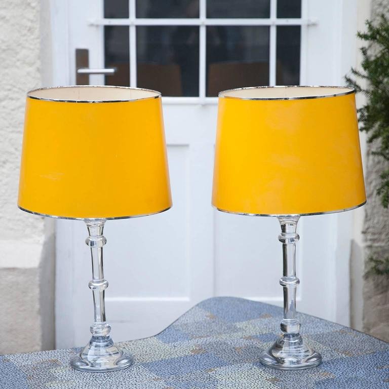 Ingo Maurer Table Lamp Modell Tiffany, 1969 2