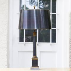 Maison Charles Table Lamp Colonne Corynthien Signed