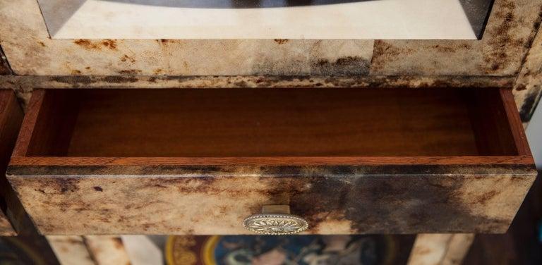 Aldo Tura Trompe L'Oeil Bar Cabinet, Italy, 1960 In Excellent Condition For Sale In Munich, DE