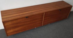 rare florence knoll no. 121 hanging cabinet
