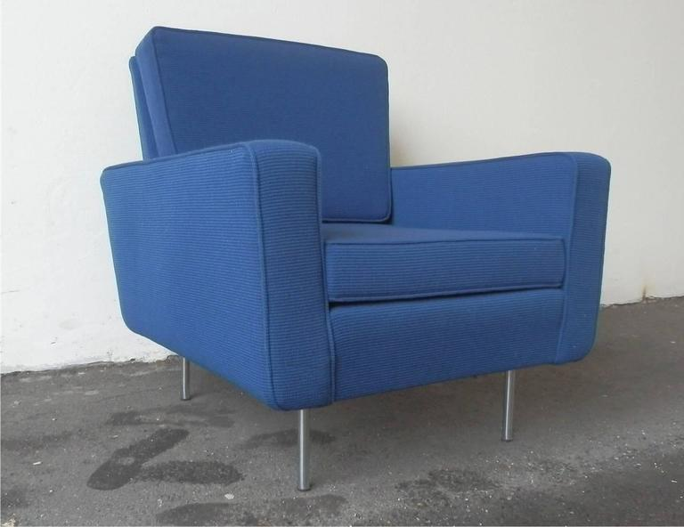 Mid-Century Modern Florence Knoll Sofa Set For Sale