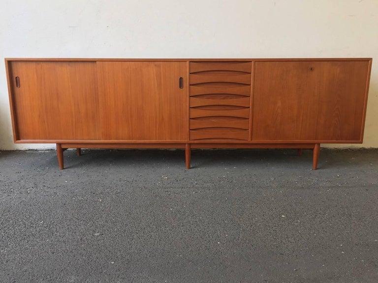 Wonderful Arne Vodder Triennale Sideboard For Sale 1
