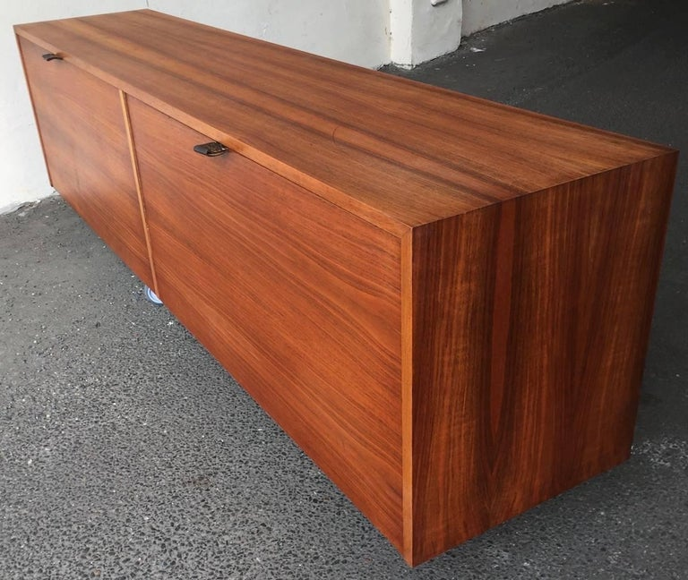 German Rare Florence Knoll No. 121 Hanging Cabinet For Sale