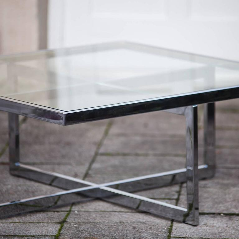 Bicolor Maison Jean Charles Low Table For Sale 2
