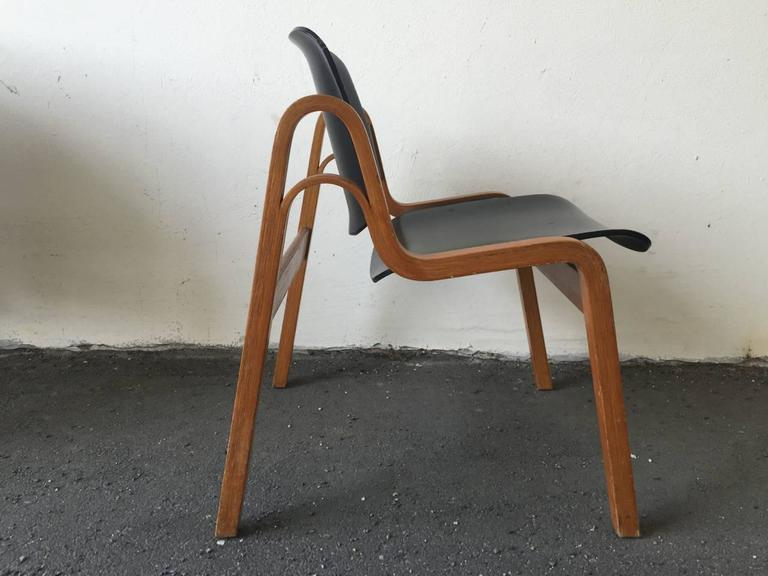 Wilhelmiina Lounge Chair by Ilmari Tapiovaara at 1stdibs