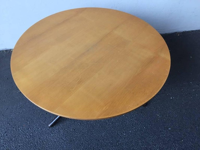 Jurg Bally Coffee Or Dining Table For Sale At 1stdibs