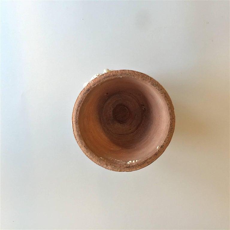 Ceramic Madoura Vase Vallauris For Sale