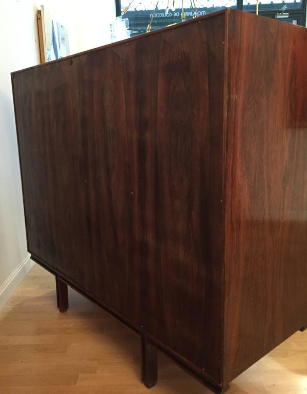 Mid-20th Century Gianfranco Frattini Cabinet for Bernini For Sale