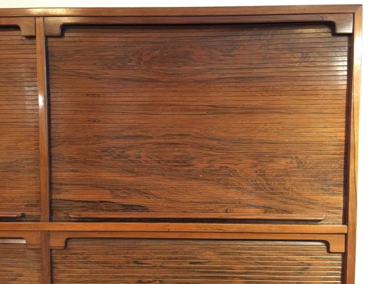 Gianfranco Frattini Cabinet for Bernini For Sale 1