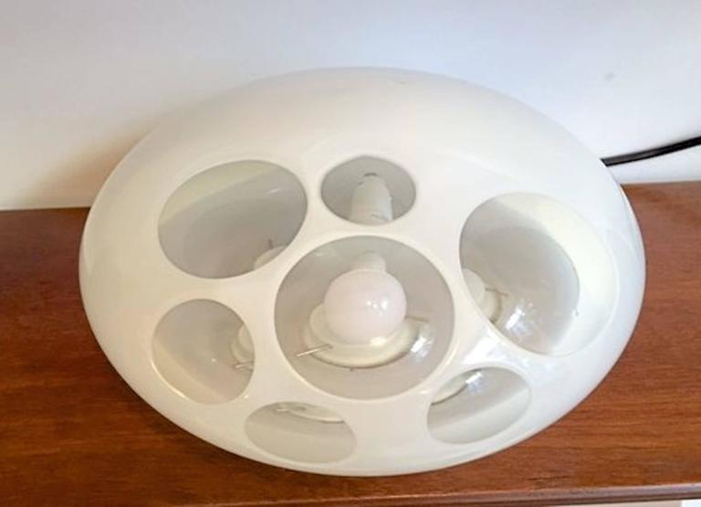Pair of Mazzega Table Lamps For Sale 2