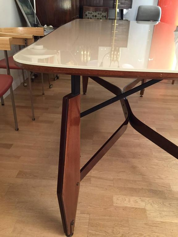 Melchiorre Bega Dining Table for Altamira, 1960 In Excellent Condition In Madrid, ES