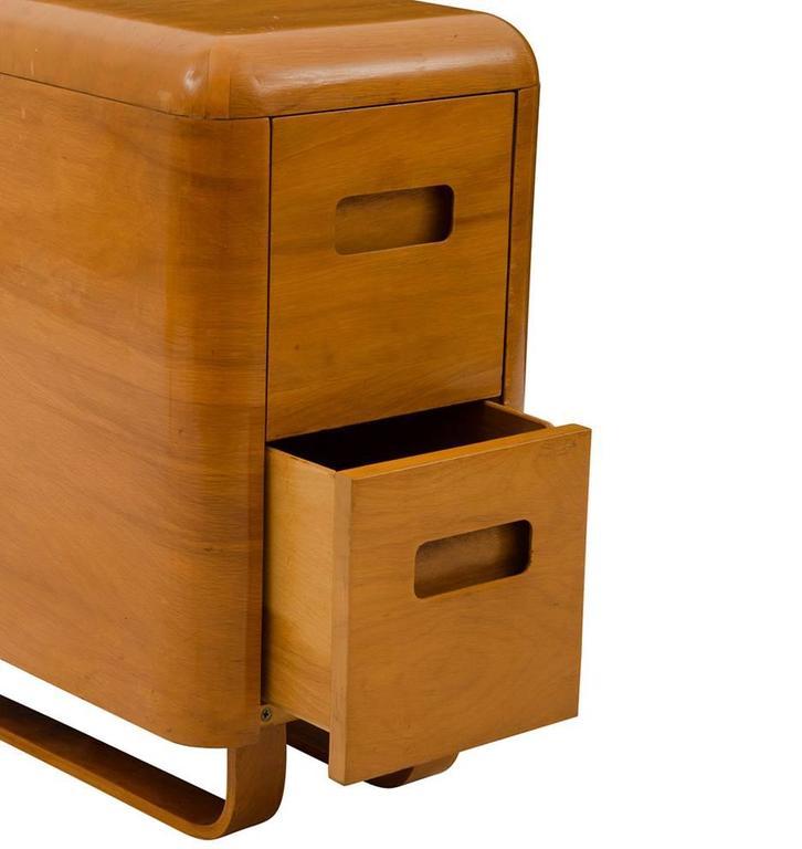 Rare Plymodern Cabinet By Paul Goldman For Plycraft Circa