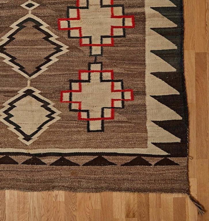 navajo rug coloring page - navajo rug with stepped gray black and white crystal